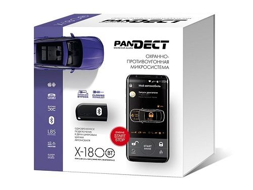 "<span style=""font-weight: bold;"">Pandect X-1800 BT</span>"